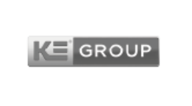 KE Group logo