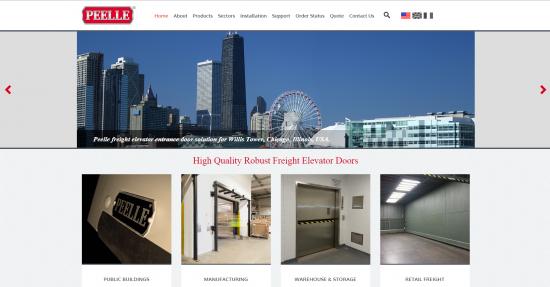 peelle homepage