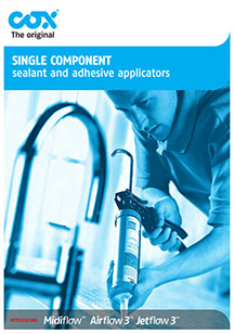 cox single component interactive brochure