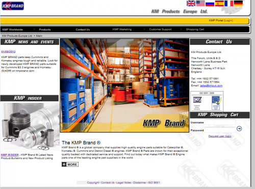 KMP old site