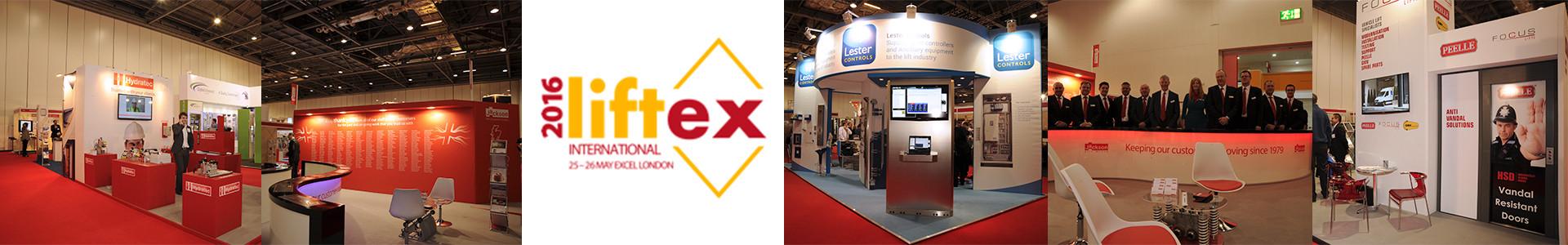 liftex 2016 stands