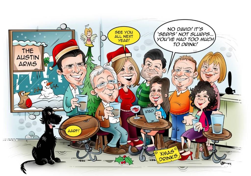 Austin Marketing Christmas Card