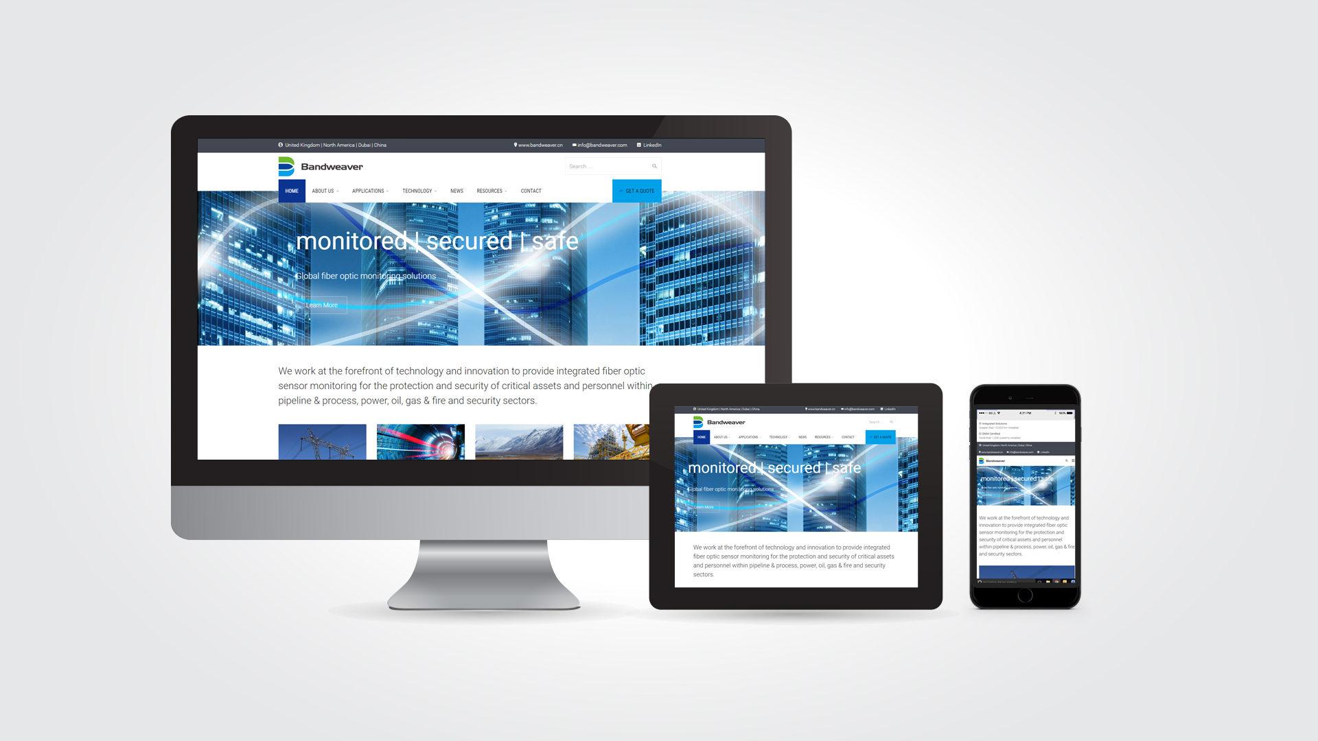 Web design and build Austin Marketing