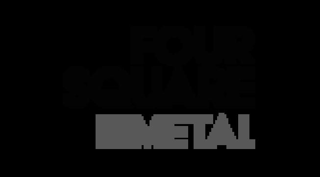 four-square-metal