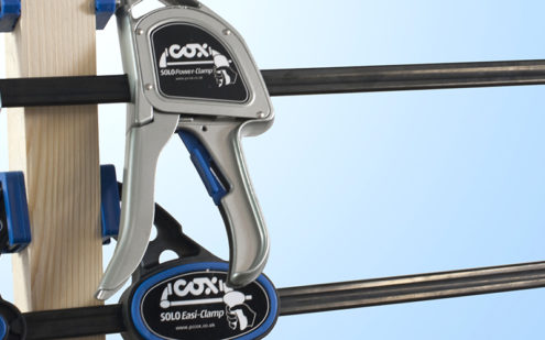 pc cox solo clamps