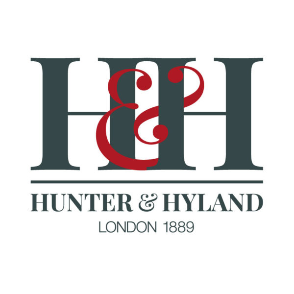 new hunter hyland logo