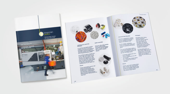 Corporate Brochure, Company Brochure Design, Austin Marketing