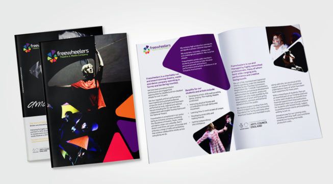 corporate brochure design , company brochure by Austin Marketing