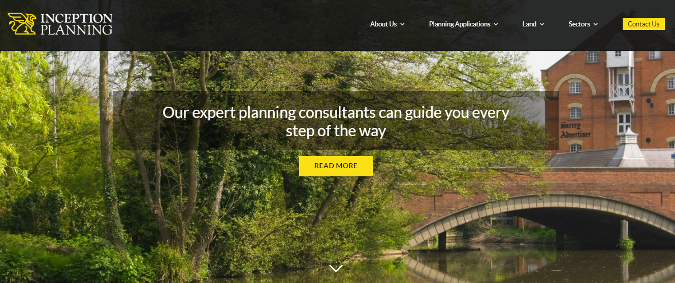 New To You >> Introducing To You The New And Improved Inception Planning Brand