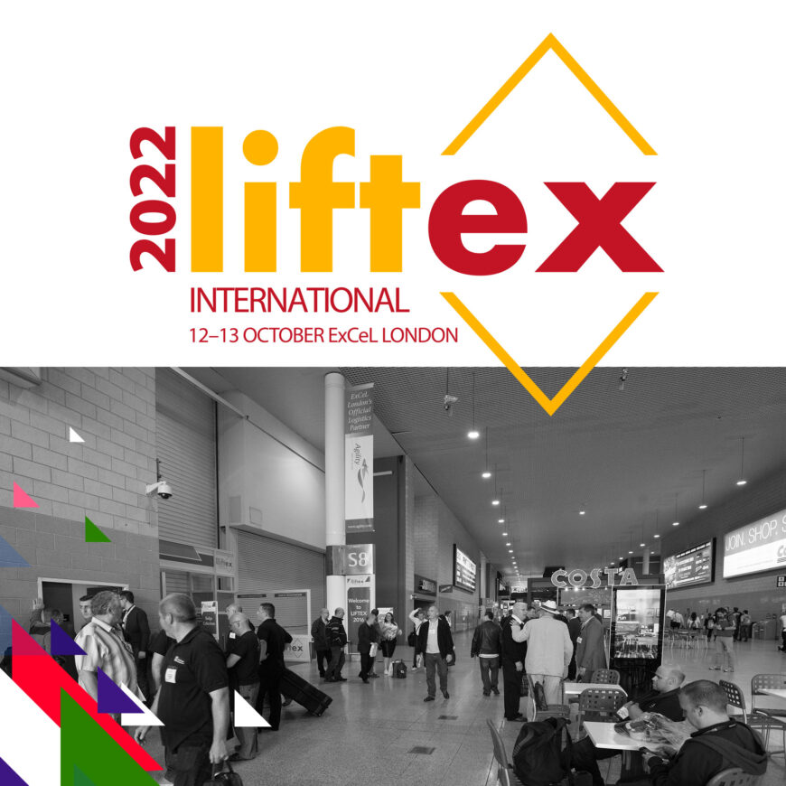 Liftex 2022 exhibition support